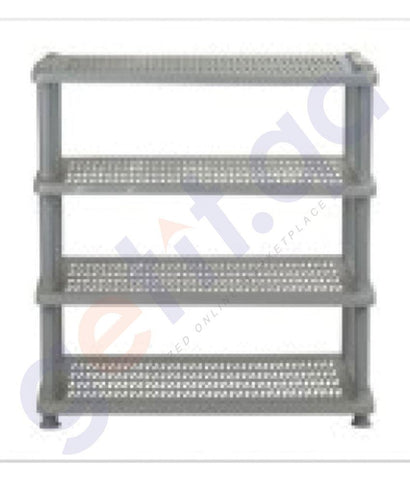 Plastic Products - PLASTIC SHOE RACK -4 - 0341
