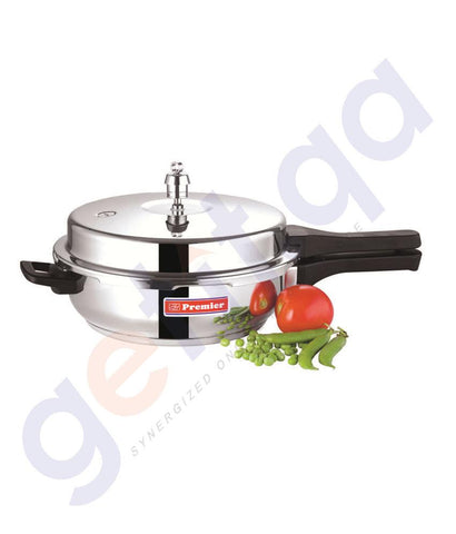 Plastic Products - STAINLESS STEEL PRESSURE PAN – COMFORT -  BY PREMIER