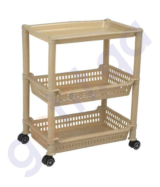 Plastic Products - UTILITY RACK -3 - 0388