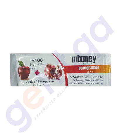 Mixmey Pomegranate Fruit bar