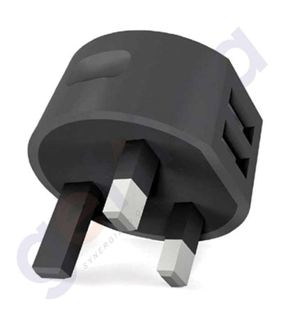 POWER ADAPTOR - MILI POWER DOLPHIN UK 3 -PIN- HC-K10