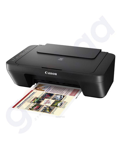PRINTERS - Canon 2540s 3 In 1 Inkjet Printer - 1
