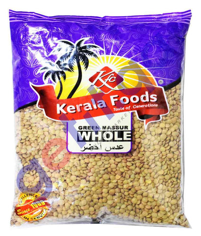 Pulses - GREEN MASSUR WHOLE BY KERALA FOODS