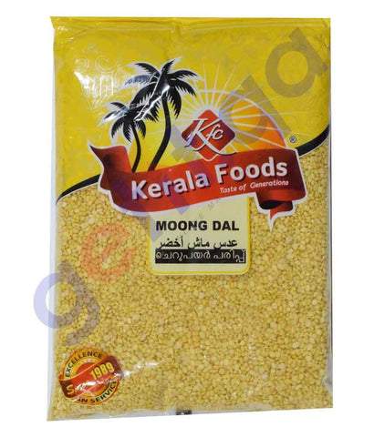 Pulses - MOONG DAL (YELLOW) BY KERALA FOODS