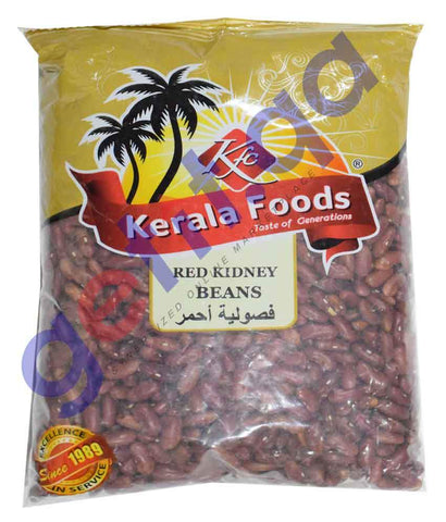 Pulses - RED KIDNEY BEANS BY KERALA FOODS
