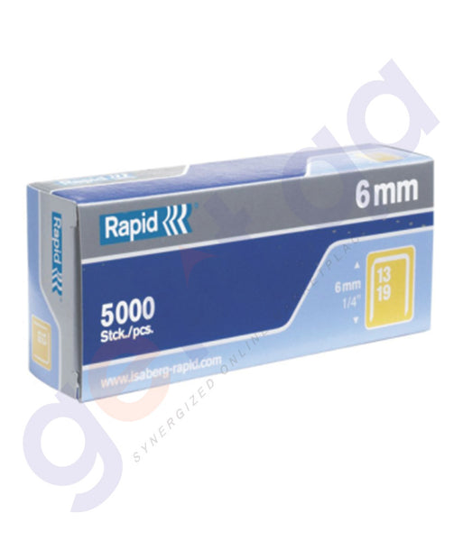 BUY RAPID STAPLES 13/6-5M FOR TACKER - RD-S13/06-5M IN QATAR