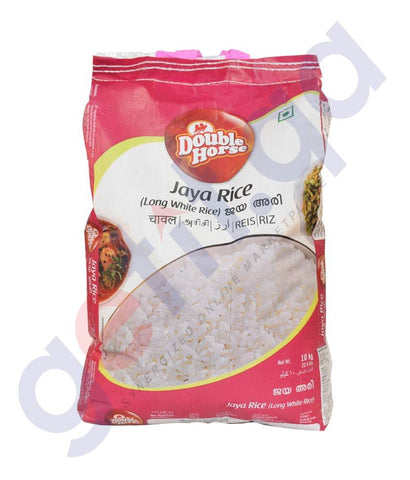 RICE - DOUBLE HORSE JAYA RICE - 10KG