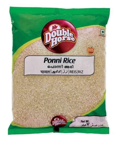 RICE - DOUBLE HORSE PONNI RICE