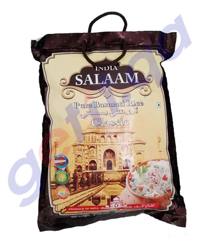 RICE - INDIA SALAM BASMATI RICE CLASSIC