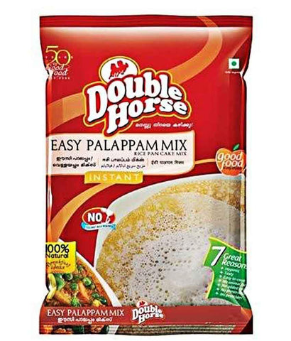 RICE POWDER - DOUBLE HORSE EASY PALAPPAM MIX-1KG