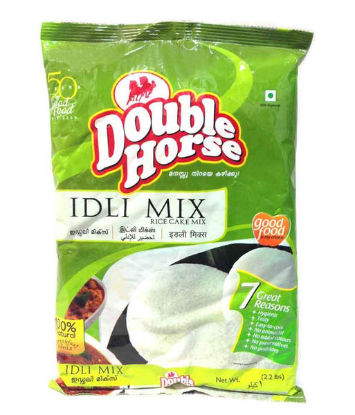 RICE POWDER - DOUBLE HORSE IDLY MIX - 1KG