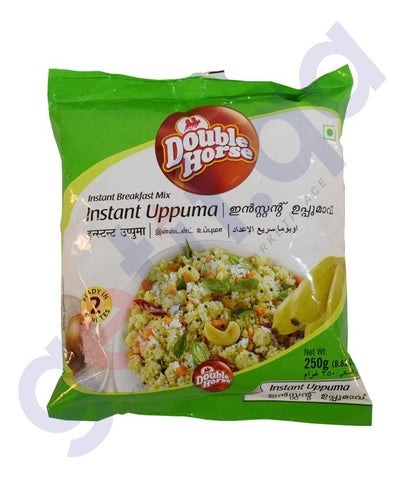 RICE POWDER - DOUBLE HORSE INSTANT UPMA - 250GM