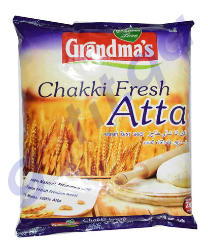 RICE POWDER - GRANDMAS CHAKKI FRESH ATTA