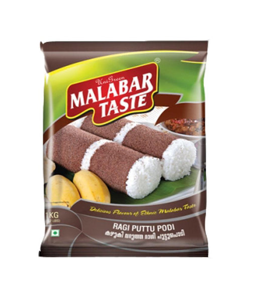 RICE POWDER - MALABAR TASTE RAGI PUTTU PODI 1KG