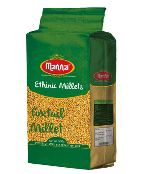 RICE POWDER - MANNA FOXTAIL MILLET (THINAI)  500GM