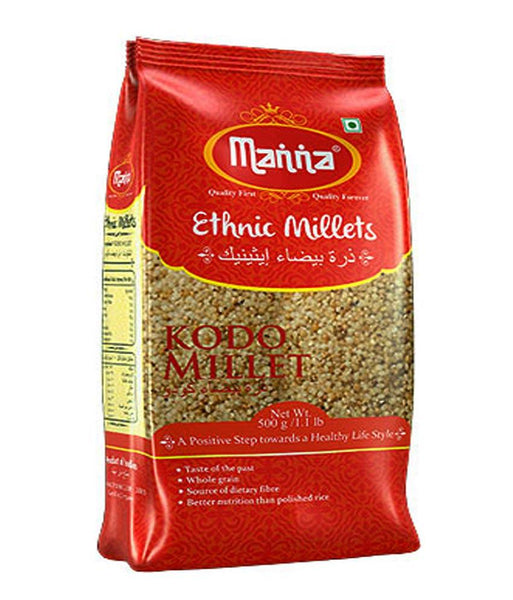 RICE POWDER - MANNA KODO MILLET (VARAGU) 500GM