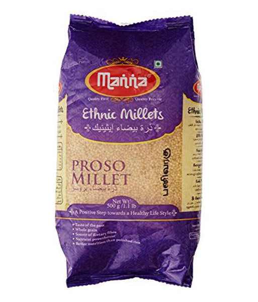 RICE POWDER - MANNA PROSO MILLET (PANNI VARAGU) 500GM