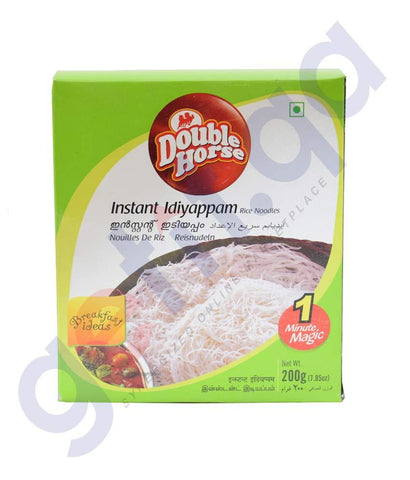 RICE POWDER - XXX DOUBLE HORSE INSTANT IDIYAPPAM