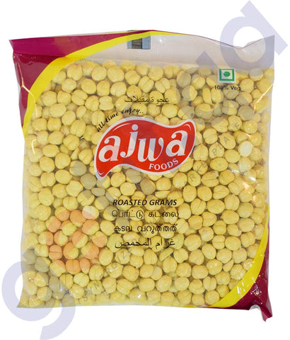 AJWA ROASTED GRAMS 200GM/500GM