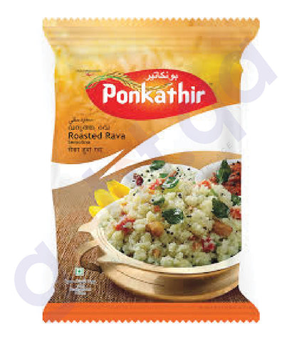 BUY PONKATHIR ROASTED RAVA 1KG ONLINE IN DOHA QATAR