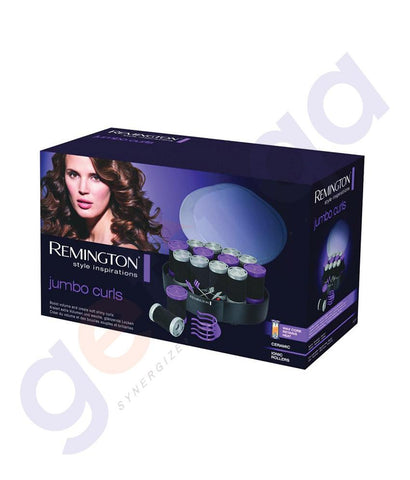 ROLLER - REMINGTON JUMBO HAIR CURLER -ROLLER PACK - H0747