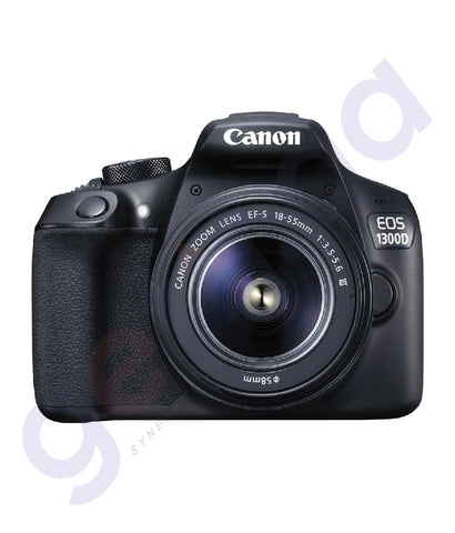 BUY CANON EOS 1300D 18-55DC DSLR ONLINE IN DOHA QATAR