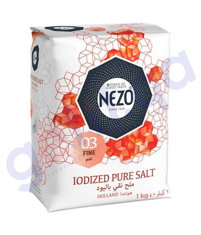 SALT - Nezo Table Salt