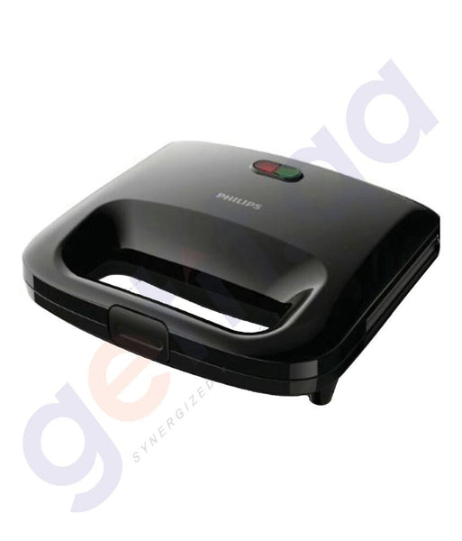 SANDWICH MAKER - PHILIPS SANDWICH MAKER 750W HD2393