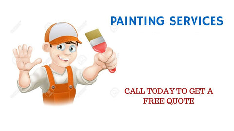 Service - Painting Works - Request For Quote
