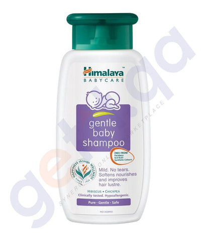 SHAMPOO & CONDITIONER - HIMALAYA GENTLE BABY SHAMPOO - 400ML