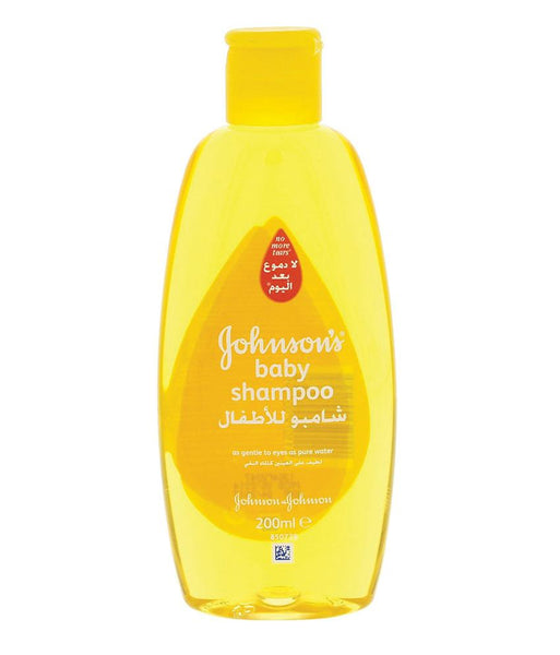 SHAMPOO - Johnson's Baby Shampoo 200ml