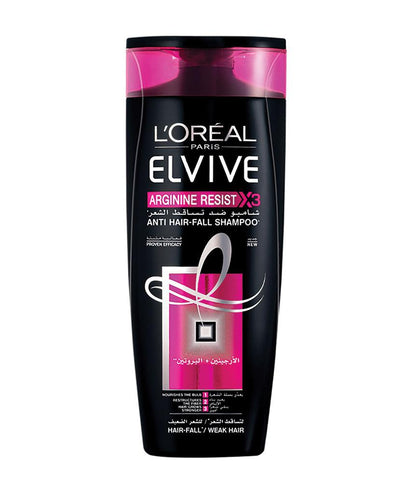SHAMPOO - L'oreal Elvive Arginine Resist Anti Hair Fall Shampoo 400ml