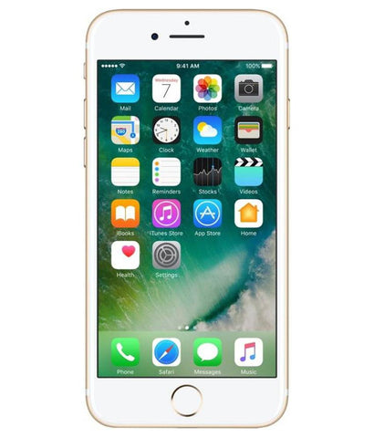 Smart Phones - APPLE IPHONE 7, 2GB RAM, 32 GB, 4G LTE , GOLD