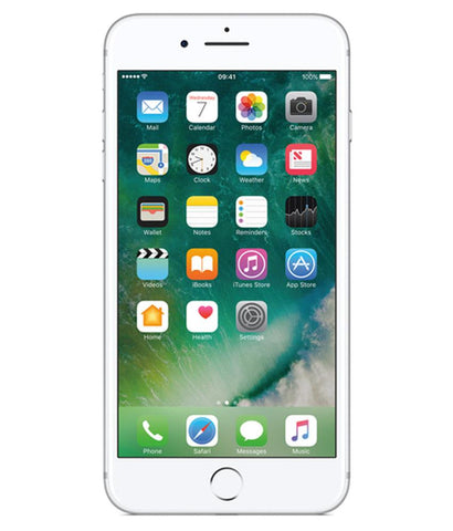 Smart Phones - APPLE IPHONE 7 PLUS, 3GB RAM, 128GB, 4G LTE, SILVER