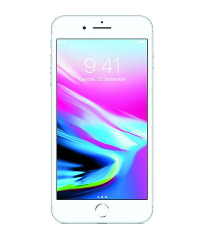 Smart Phones - APPLE IPHONE 8 PLUS, 3GB RAM , 64GB, 4G LTE, SILVER
