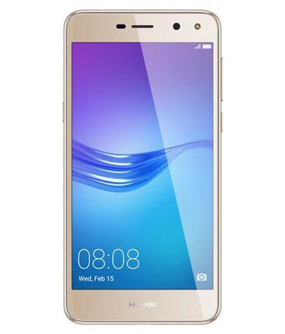 Smart Phones - HUAWEI Y5 17 LTE DUAL SIM , 2GB RAM, 16 GB , GOLD