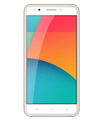 Smart Phones - LAVA IRIS 870 DUAL SIM - 2GB, 16GB, 3G - Gold