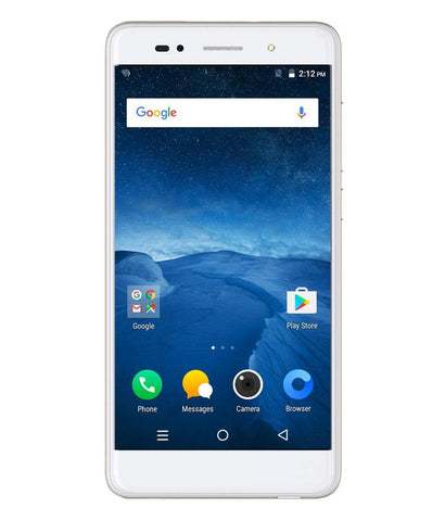 Smart Phones - LAVA R1 DUAL SIM , 2GB RAM, 16GB , GOLD
