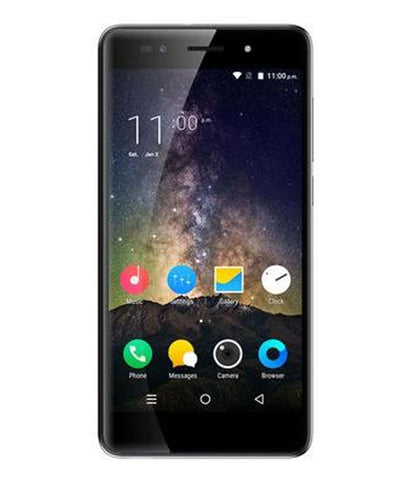Smart Phones - LAVA R1 DUAL SIM , 2GB RAM, 16GB , GREY
