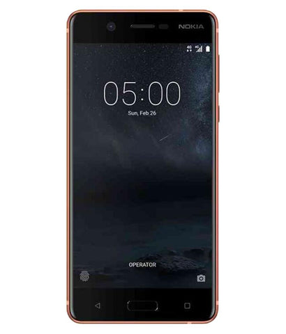 Smart Phones - NOKIA 5 Dual Sim - 2GB RAM, 16GB, 4G LTE, Copper