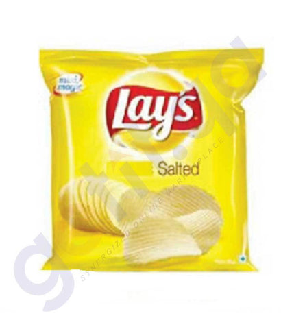 SNACKS - LAYS CHIPS SALT