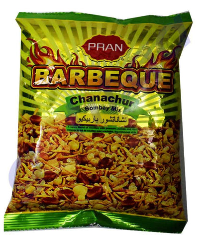 SNACKS - PRAN BBQ CHANACHUR - 150GM