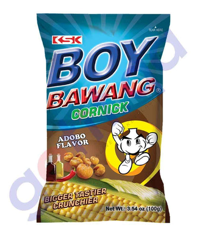 SNAKS - BOY BAWANG ADOBO - 100GM