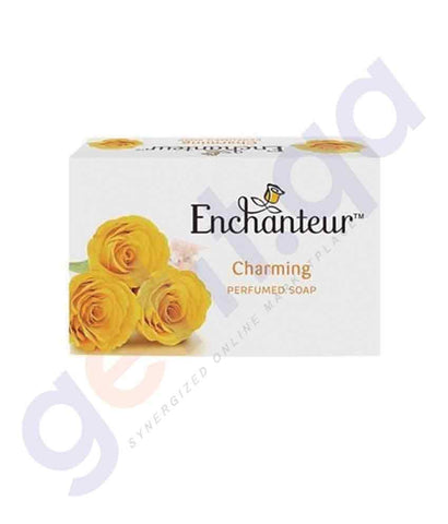 SOAP - ENCHANTEUR 125GM CHARMING SOAP