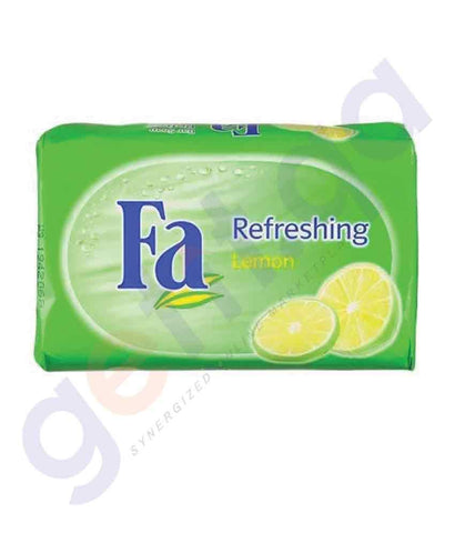 SOAP - FA 90 GMS REFRESHING LEMON SOAP