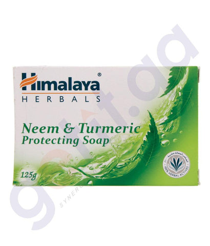 SOAP - HIMALAYA NEEM & TURMERIC SOAP  - 125 GM