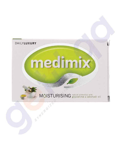 SOAP - MEDIMIX 125GM MOISTURIZING SOAP
