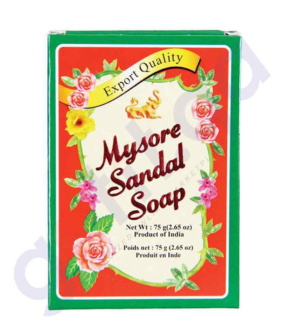 SOAP - MYSORE SANDAL SOAP
