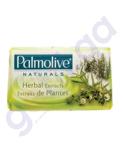 SOAP - PALMOLIVE NATURALS HERBAL EXTRACTS SOAP