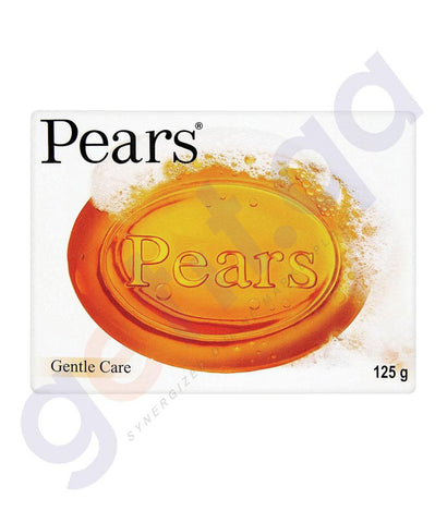 SOAP - PEARS SOAP PURE & GENTLE GOLD -  125GM